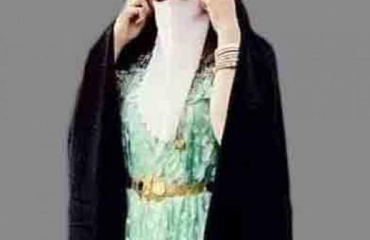 Le Binouar,une robe traditionnelle de Sétif et de sa région