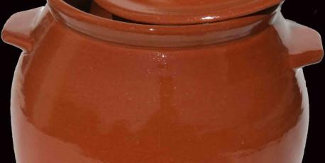 Borma,marmite en argile